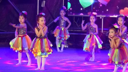 13东湖幼儿园六一文艺汇演-《粉可爱》