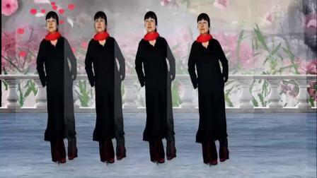 山西素梅广场舞插兜舞《爱情的力量》