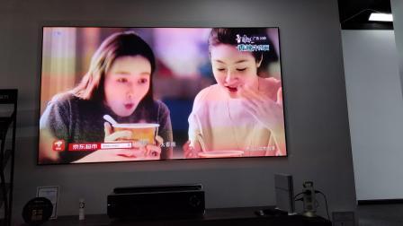 海信双色激光 4K 激光电视 L7