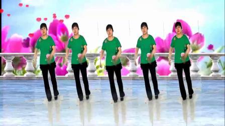 山西素梅广场舞《东北汉子》