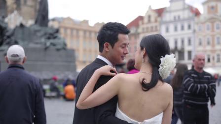 【IDO99海外婚礼】布拉格婚礼