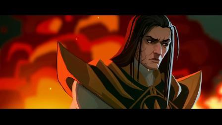 超能战士能量之战游戏—官方故事模式预告片
