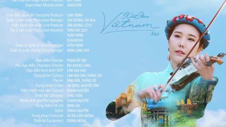 Xin Chao Viet Nam - Nghe si Violin JMI KO - Official MV