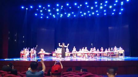 2019年淄博市百灵艺术节器乐比赛桓台实验学校小学部《阿细跳月》