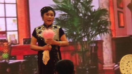 沪剧 片段(少奶奶的扇子)赠扇 由高秀妹 王光照同台演唱