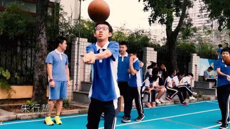 趣味运动会之排球赛20190529   深圳南山外国语学校高新中学