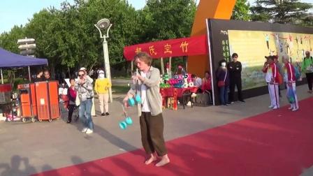 2019中国·保定第十届国际空竹节场外花絮(六)
