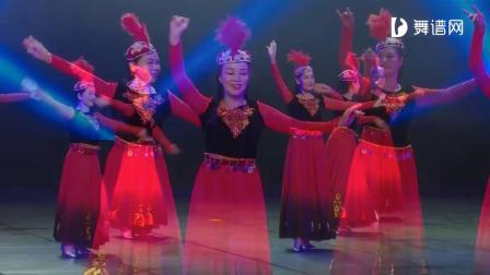 08.舞蹈: 欢歌起舞--韶关市灵舞艺术培训中心表演-02