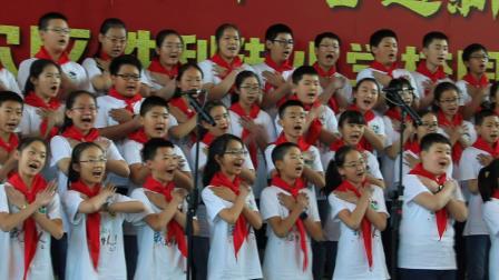 海拉尔区胜利街小学2019届六年一班合唱比赛