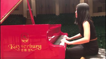 Mozart《Sonata in F Major, K 280 3rd mvt》 Performer:Selena Liu
