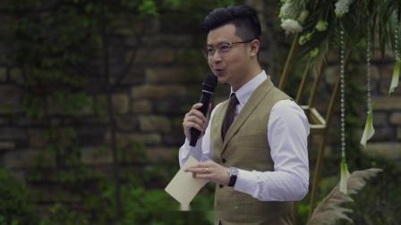 婚礼主持人李瑞-【最爱】