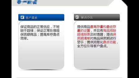 金蝶KIS商贸版应用案例培训_仓库管理