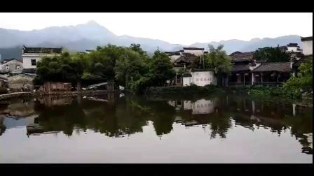二零一九年六月一日自驾游绩溪龙川《胡宗宪故居》手机随拍