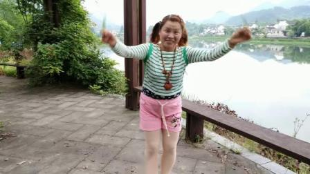 二零一九年六月一日自驾游绩溪 游《龙川河》手机随拍