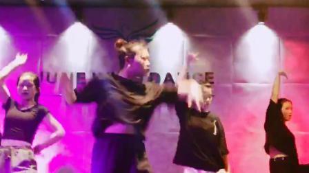 常州新北爵士舞零基础网红抖音热舞培训六月风华翎舞蹈