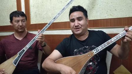 阿布都热合曼 吾买尔 abdurahman omar  duttar tambur  中国 新疆  著名歌手  halik nahxisi 民歌