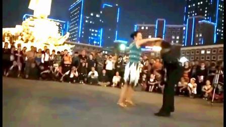 沈阳中山广场文化节表演秋冬组合2