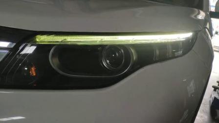 观致改灯,观致5改车灯,观致车灯改装,观致汽车大灯改装升级