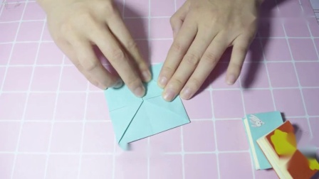 用5张彩纸手工diy立体贺卡,父亲节独一无二的礼物,看完就学会了