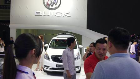 【2019深港澳国际车展】新款别克GL8 Avenir概念车-Buick GL8 Avenir Concept