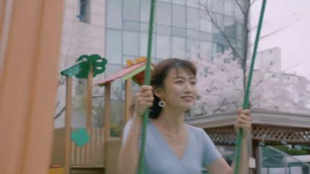 韩国首尔樱花 春游小记 叶灿塘作品