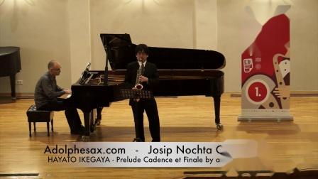 JOSIP NOCHTA COMP-HAYATO IKEGAYA - Prelude Cadence et Finale by Alfred Desenclos