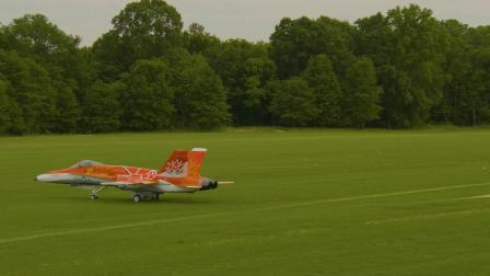 Joe Nall 2019 - F-18 Superhornet