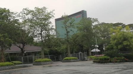 深圳华为坂田总部基地:风雨过后 总会有更美的风景!