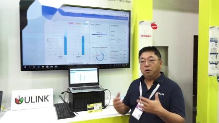 QNAP X ULINK 智慧型磁盘健康分析及故障预测服务 QNAP 2019 Computex