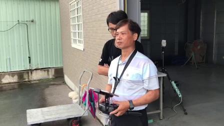 亞拓全自動導航植保機 - 花壇李先生選購亞拓E1植保機