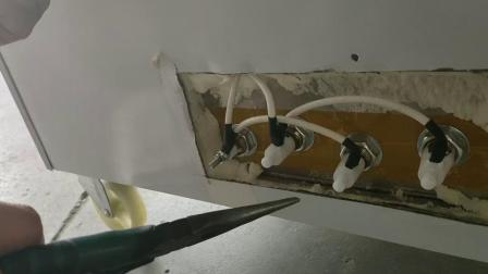 蒸飯柜交流接觸器更換