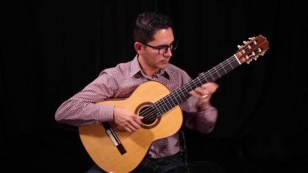 Elite Guitarist - Natalia by Antonio Lauro - Performance
