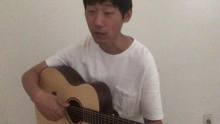 第001课,真正的零基础学吉他——跟着女儿学吉他。
