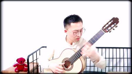 古典吉他独奏《茉莉花》