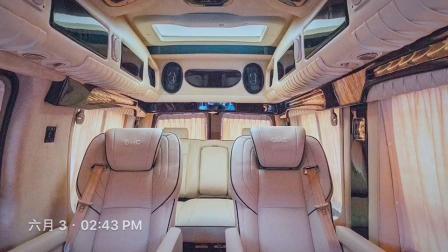 西安合正GMC改装房车,打造经济实用MPV