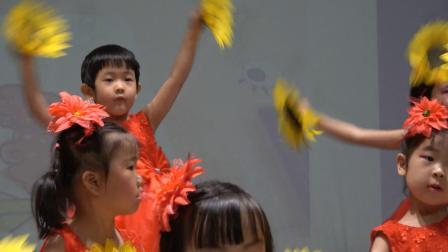 爱剪辑-小二班舞蹈《祖国的花朵》