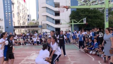 深圳实学校验初一(9)班篮球比赛