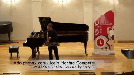 Josip Nochta - TOMOTAKA NOHARA - Rock me! by Barry Cockcroft