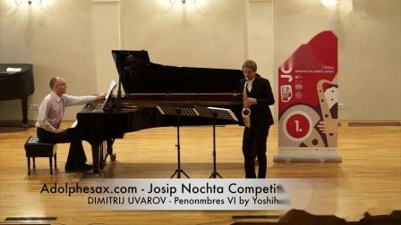 Josip Nochta - DIMITRIJ UVAROV - Penonmbres VI by Yoshihisa Taira