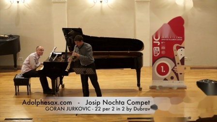 JOSIP NOCHTA COMPETITION - GORAN JURKOVIC - 22 per 2 in 2 by Dubravko Detoni