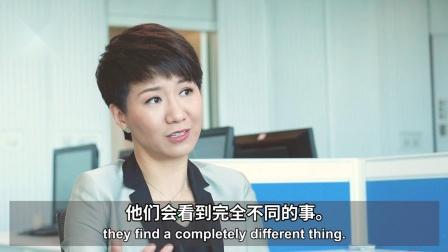刘欣英文介绍新节目开播:西方如何报道中国,我们需要知道!