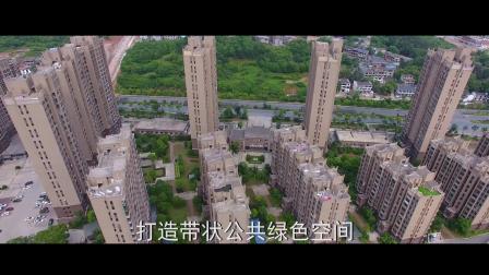 江西上饶建亨上东城实景拍摄