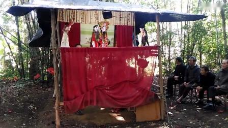 广西北流的木偶戏,快失传的地方特色小戏种