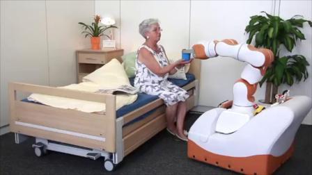 F&P 孚朋机器人 |  医疗移动服务机器人Lio