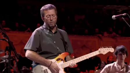 Paul McCartney Eric Clapton -While My Guitar Gently Weeps 现场版