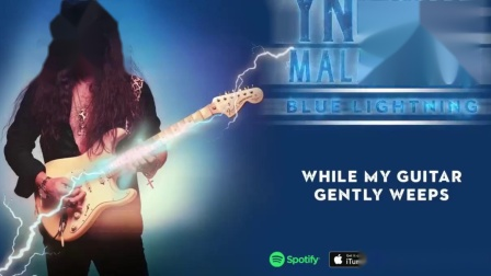 Yngwie Malmsteen-While My Guitar Gently Weeps