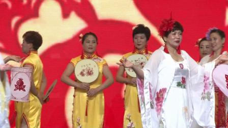 杨柳青青模特表演队
