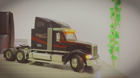 G.T.power 专业版货柜车灯,更新刹车声音