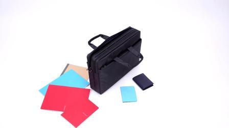 "RIVACASE 8257 black Full Size Laptop bag 17.3"""