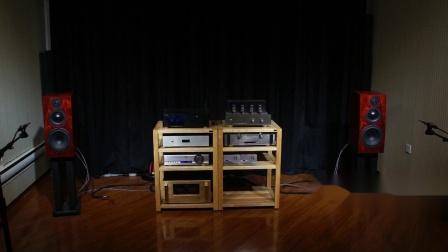 火狼电声 p830869 920010 sb21rdc 8寸3分频发烧音箱